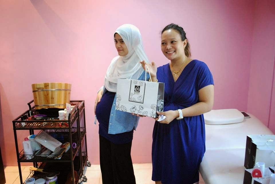 Blogger Rileks Time di Jentayu Spa & Salon
