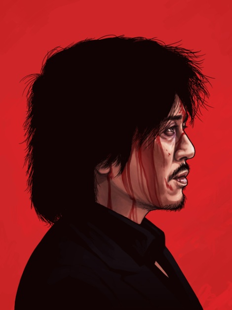Oldboy by Mike Mitchell