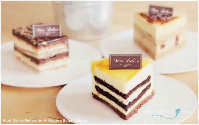 槟城美食   让我嗑了六块蛋糕的 Mon Delice Patisserie