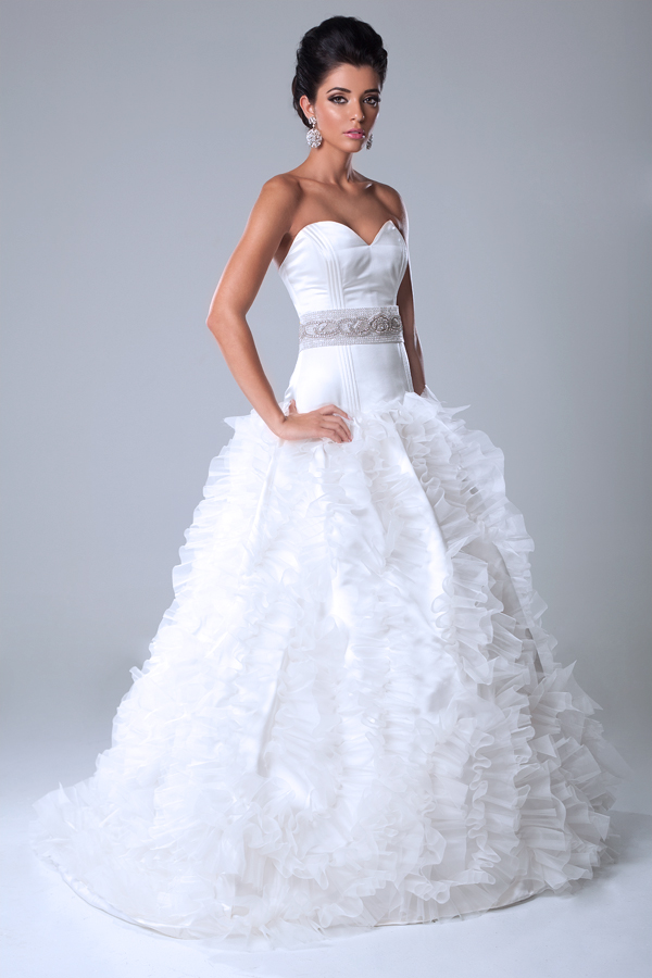 White Gown 2012