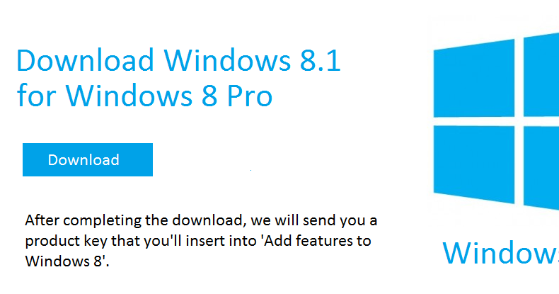 Cara Upgrade Windows 8 Pro ke Windows 8.1 Pro Tanpa Aktivasi Melalui ...