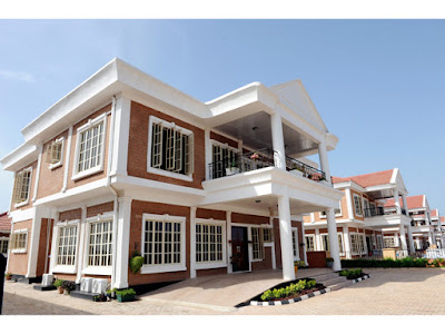 Pictures of beautiful houses in nigeria properties nigeria for Types of houses in nigeria
