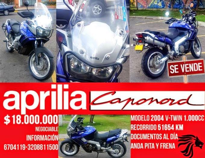 Excelente moto para la venta
