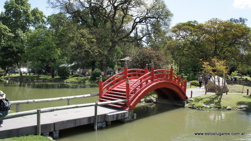 Estos lugares palermo barrio y parques for Jardin japones palermo
