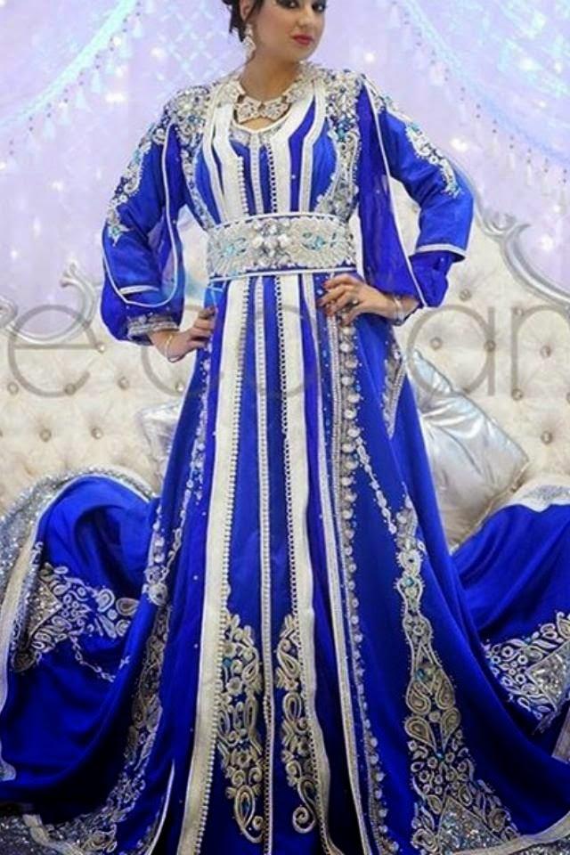 Caftan de mariage marocain 2015 catalogue n 1 caftan for Meilleurs sites de robes de mariage en ligne