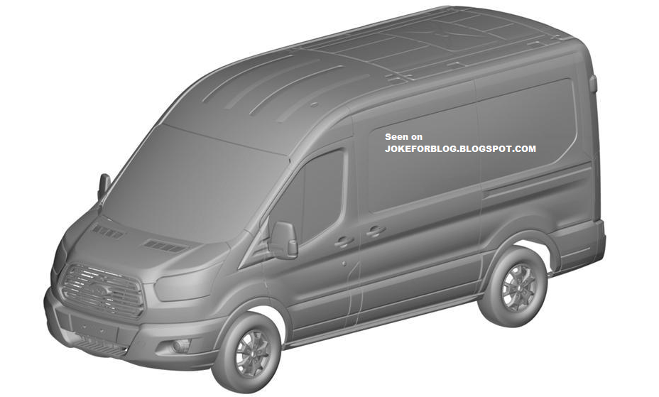 2013 - [Ford] Transit (Connect & MaxiVan) Ford+transit+manivan+2