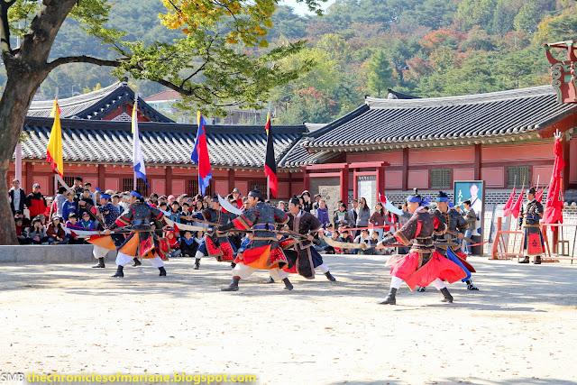 martial arts korea