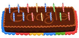 Google slavi 14. rođendan! Sretan rođendan!!!
