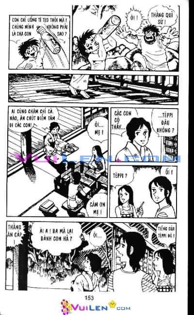 Siêu quậy Teppi chap 6 - Trang 154