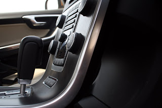 aMotion Volvo Cars floating console
