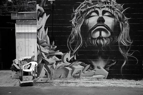 El Blog de Marcelo GRAFFITIS DE JESS