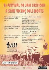 3r FESTIVAL DE JAM SESSIONS