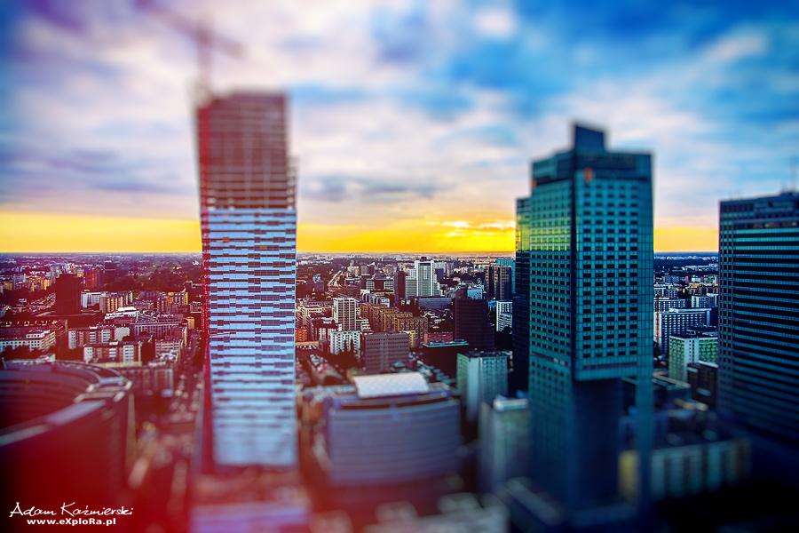 Warszawa 2012 -  miniatury cz.1