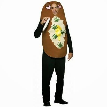 Disfraz Patata Porrera