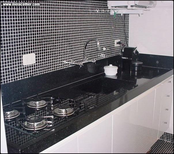 Pias de granito para cozinhas - Fotos | Decorando Casas