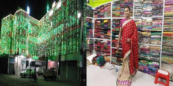China Bangla Shopping Complex Satkhira