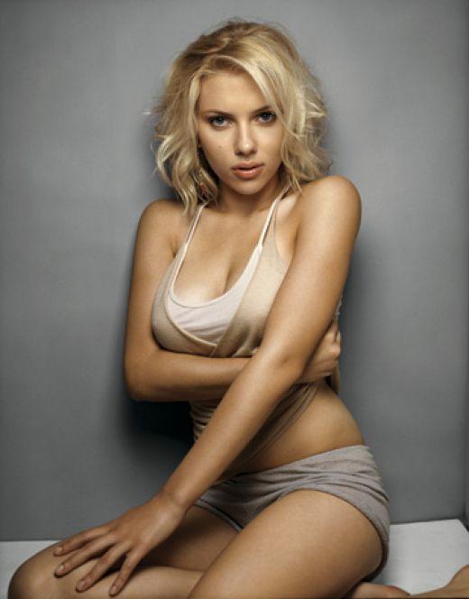 Celebrities Hot Photos Scarlett Johansson Hot Pictures