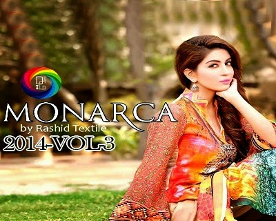 Monarca Summer Lawn Collection 2014