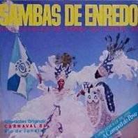 foto da capa do cd sambas de enredo 1986 grupo de acesso