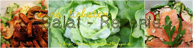 Blog-Event Eure liebsten Salat-Rezepte