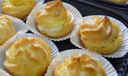 Resep Kue Sus Isi Vla Vanilla | in-resep