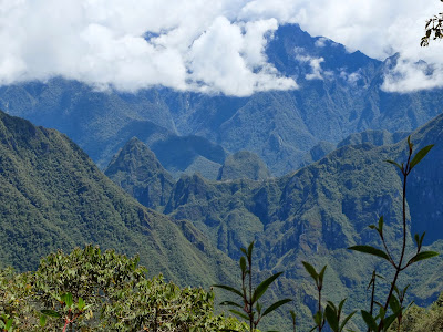 First View of Machu Picchu – View from the West