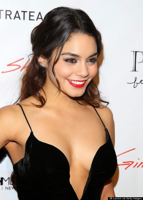 Vannesa hudgens photo nue