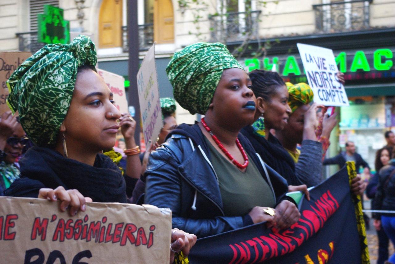 mwasi collectif Afrofeminisme