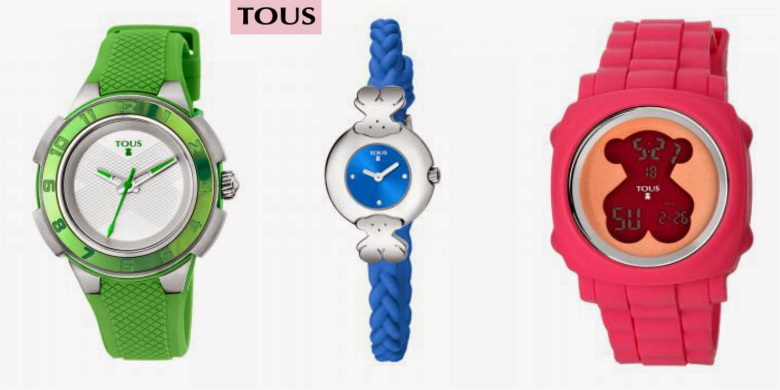 Relojes Tous Thader