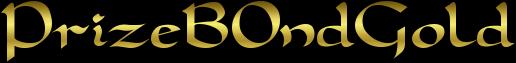 Prize Bond Gold