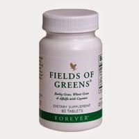 Forever Field Of Green bổ sung rau xanh Mã số : 068