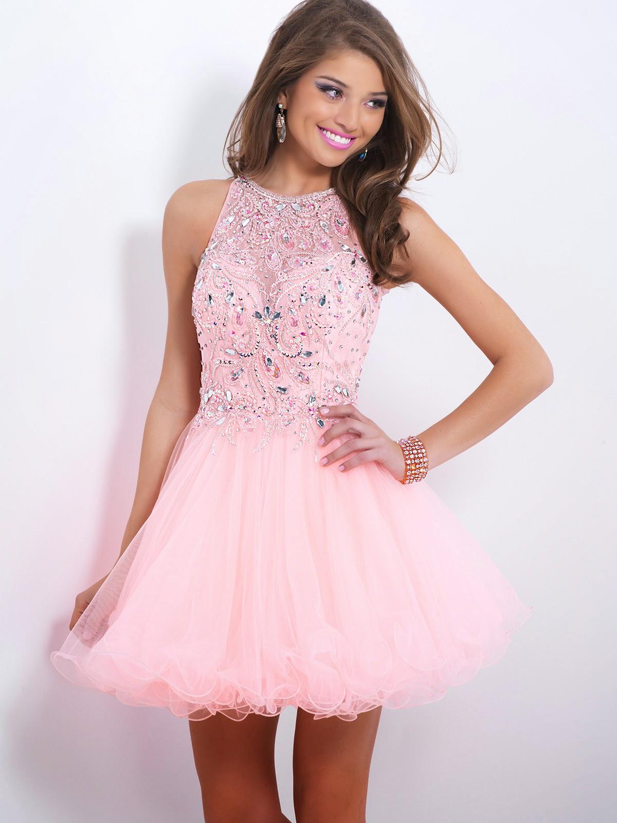 Llamativos vestidos de fiesta para niñas | Moda y Tendencias | 101 ...
