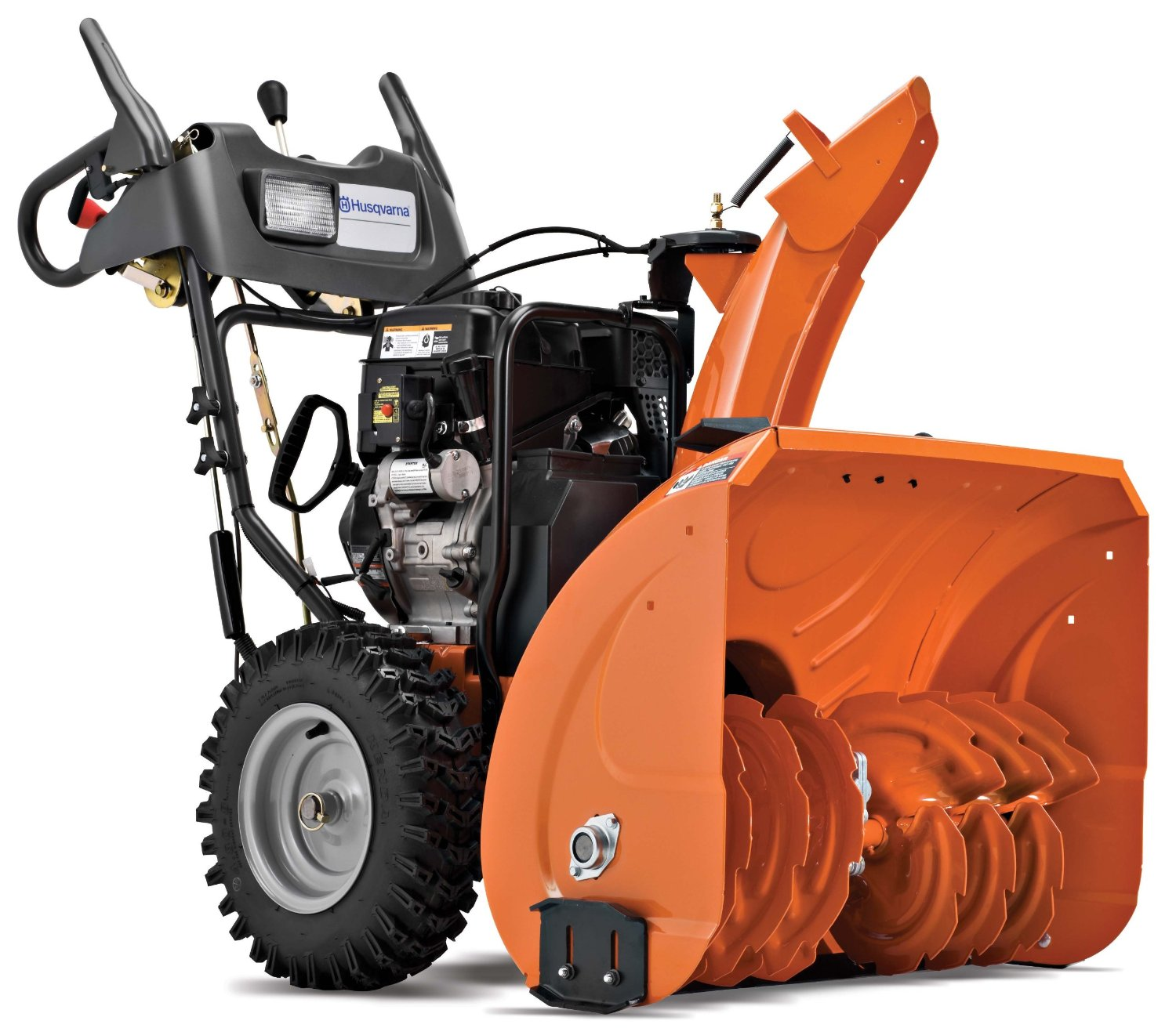 Compare Electric Snow Blowers : Best husqvarna hv inch cc snowking thrower review