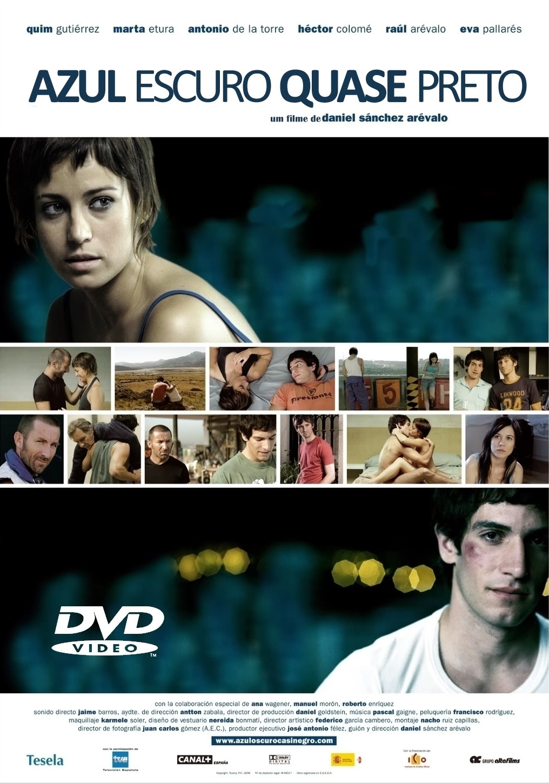 Azul Escuro Quase Preto – Dublado (2006)