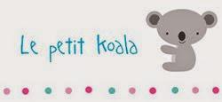 Le petit koala