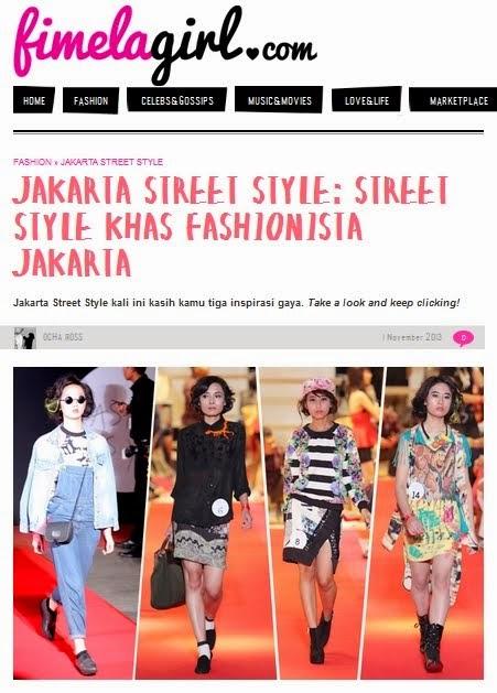 Fimela Girl Street Style