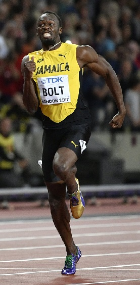 Usain Bolt dio positivo para coronavirus