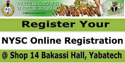 NYSC Online Registration