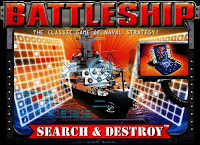 Battleship Search and Destroy