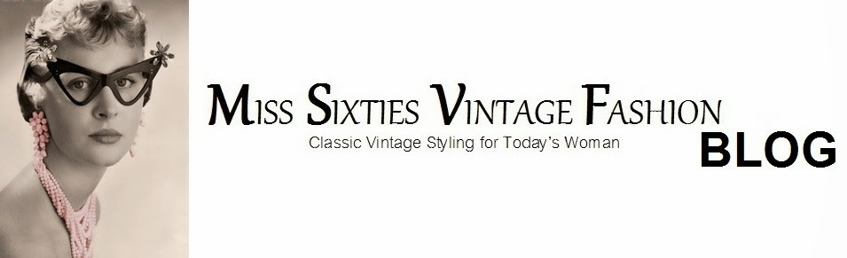 Miss Sixties Vintage Fashion