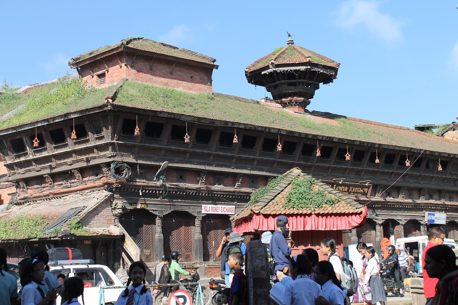 KATHMANDU: Lalitpur Durbar Square