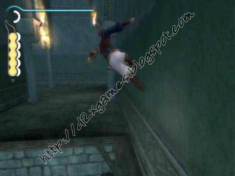 Free Download Games - Prince Of Persia The Sands Of Time