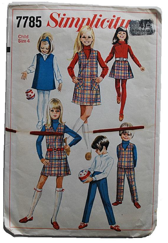 Let It Shine: Vintage Sewing Patterns