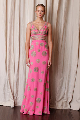 naeem khan indian fashion pre fall 2012