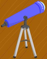 código del telescopio