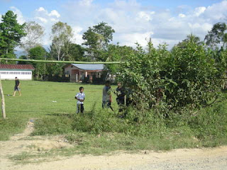 Soccer field (campo de futbol), Tripoli, Honduras