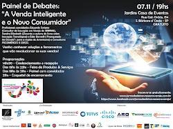 Jornada de Inovação no Varejo em Sta Bárbara d´Oeste-SP