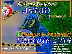 II Congreso Nacional Edúcate 2014