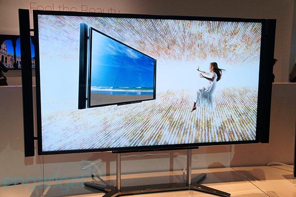 Nuevo LCD Sony Bravia de 84 Pulgadas con resolucion 4k