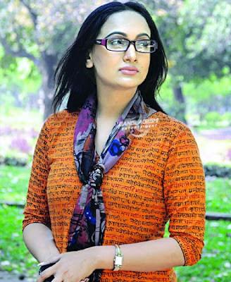 Bangladeshi actress Bindu
